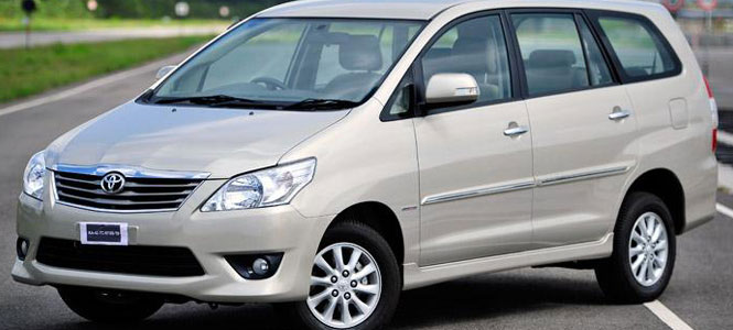 Luxury Transport - Innova