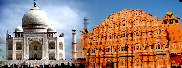 Delhi, Agra and Jaipur Tour Package By Car