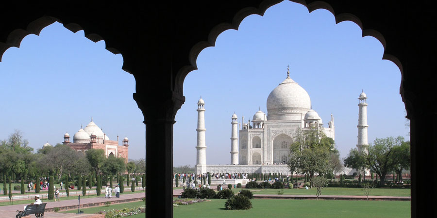 The Taj Agra