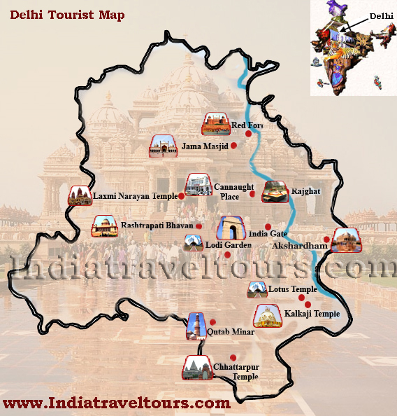 Best Places To Travel In July In India: Tourist Attractions In New Delhi, Delhi Sightseeing, Delhi
