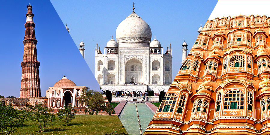 Delhi Agra Jaipur Tour | Golden Triangle Tour