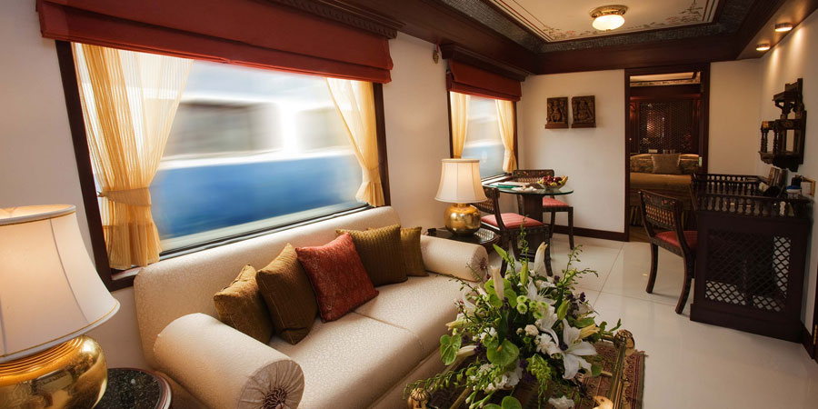 Indian Maharaja Train Tour