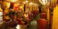 India Luxury Train Tour