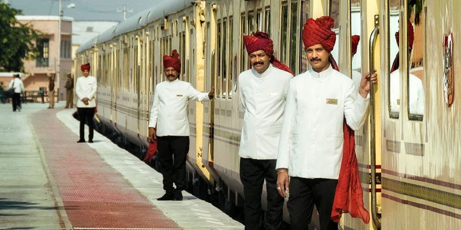 Palace on Wheels Train Tour