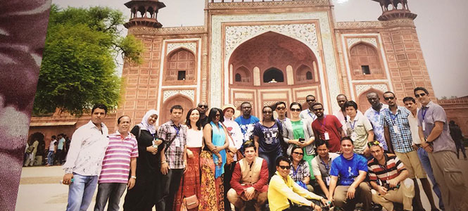 Taj Mahal, Agra Group Tour