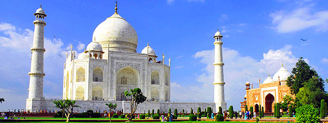 Tour Package By Luxury Car from New Delhi